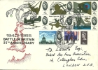 POLISH  AIR  FORCE  EXHIBITION, BATTLE  OF  BRITAIN  25th. ANNIVERSARY  1940--1965 - Airmail