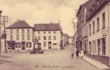 MONT SAINT GUIBERT = La Grand'Place - Carte Animée + Commerces (Nels) Vierge - Mont-Saint-Guibert