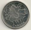 Canada 2002 KM#451a -  25 Cent - Canada