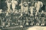 Binche - Le Carnaval - Un Groupe De Gilles -1923 ( Voir Verso ) - Binche