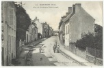61.MORTAGNE, Rue Du Faubourg Saint-Langis                         Cc11 - Mortagne Au Perche