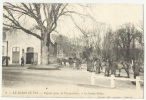 61 - LE HARAS DU PIN. - Départ Pour La Promenade. - Le Boute-Selle               Cc27 - France