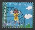 Kerstzegel 2011 Internationaal 3 Zijden Getand  Oblit/gestp - Oblitérés