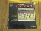 Disque 33 Tours  George Bizet Carmen - Oper & Operette