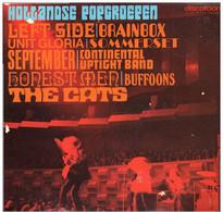 * LP *  HOLLANDSE POPGROEPEN - BRAINBOX / BUFFOONS / UNIT GLORIA A.o. On Discofoon Ex-!!! - Compilaties