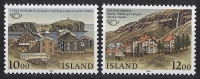 ISLANDE 1986 - Norden 1986 - 2v Neuf ** (MNH) - Islande