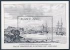 ISLANDE 1987 - Peinture, Voilier 1836 - BF Neuf ** (MNH) - Islande
