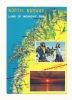 Cp, Norvège, Nord-Norge, Multi-Vues, Voyagée 1978 - Norvège