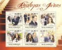 MOZAMBIQUE 2011 - Prince William & Katherine Middleton. Official Issue - Feesten
