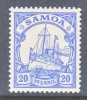 Samoa 60  ** - Colony: Samoa