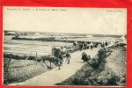 LE CROISIC 1900 LA PRESQU ILE LES MARAIS SALANTS ANE OU MULET CARTE EN MAUVAIS ETAT - Le Croisic