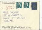 USA Air Mail To Pakistan - 2001-10