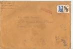 USA Airmail $1 Johns Hopkins Bird Postal History Cover Sent To Pakistan - 2001-10