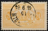 Suede (1874) Service N 8 (o) D.13 - Service