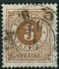Suede (1886) N 30 (o) - Sweden
