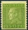 Suede (1925) N 204 * (charniere) - Nuovi