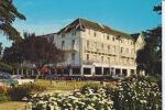CPSM LOCQUIREC FINISTERE L' Hôtel Des Bains - Locquirec
