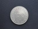 1955 - France - Sarre - 100 Franken - Sarre (1954-1955)