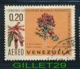 VENEZUELA STAMP - AEREO - FLOWERS EL PALO MARIA (TRIPLARISCARACASANA) - CHAM. POLYGONACEAF - USED - - Venezuela