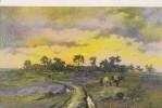 Eugene Ciceri   Musée Barbizon   La Plaine De Barbizon - Peintures & Tableaux