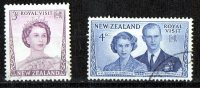 New Zealand 1953 Royal Visit Used - Used Stamps