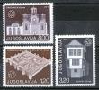 Jugoslavia 1975 Architettura MNH - Lot. 344 - 1945-1992 Repubblica Socialista Federale Di Jugoslavia