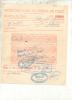 GUIA DE GANADO DEL AÑO 1968 MUNICIPALIDAD DE NUEVE DE JULIO ORIGINAL, AUTHENTIC, AUTHENTIQUE, AUTENTICA  OHLE - Documenti Storici