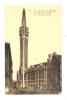 Cp, 59, Lille, Le Beffroi Et L'Hôtel De Ville, écrite - Lille