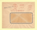EMA - Machine K - Tanneries De France - Lingolsheim - 4 Oct 1955 - Papiers D Affaires - EMA (Print Machine)