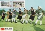 88-9 - Cipru Turc 1981 - Carte Maximum - Chypre (Turquie)