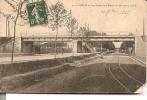 REIMS: Les Ponts Du Chemin De Fer Sur Le Canal - Reims