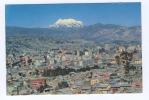 BOLIVIE Bolivia Nevado Illimani La Paz - Bolivie