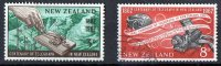New Zealand 1962 Telegraph Centenary Used - New Zealand
