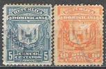 Dominicaine N° YVERT 63/64 OBLITERE - Dominicaine (République)