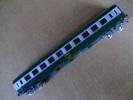 4844 - Voiture Voyageur SNCF 2° Classe. Jouef. Occasion. Un Dispositif D´attelage Manquant. - Passenger Trains