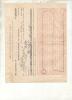 GUIA DE GANADO DEL AÑO 1926 MUNICIPALIDAD CHIVILCOY ORIGINAL, AUTHENTIC, AUTHENTIQUE, AUTENTICA  OHLE - Documents Historiques