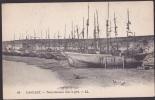 CANCALE Terre Neuviers Dans Le Port - Cancale