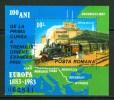 1983 Romania Treni Trains Railways Set MNH**214 - Trains
