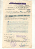 GUIA DE GANADO DEL AÑO 1961 MUNICIPALIDAD DE 25 DE MAYO ORIGINAL, AUTHENTIC, AUTHENTIQUE, AUTENTICA OHLE - Documentos Históricos
