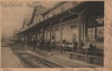 VINKOVCI-RAILWAY STATION 1922 - Kroatië