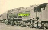 Locomotives, Réseau Nord, Machine 140 A 259, La Chapelle, Caractéristiques Techniques Au Verso, éd HMP 234 - Zubehör