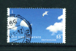 GERMANY  -  2011  Commemorative Stamp As Scan - [7] Federal Republic