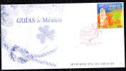 T)2010,MEXICO,FDC,GUIAS DE MEXICO/SCOUTS.- - Mexico