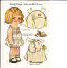 Dolly Dingle Joins The Red Cross Cap And Uniform Paper Doll Grace Drayton - Red Cross
