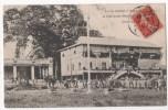 AFRIQUE - DAMOHEY - La Foule Devant L'Hôtel Du Gouvernement -14 Juillet - Dahomey