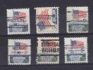 USA PRECANCEL WISCONSIN FLAGS AAD2682 - Préoblitérés