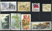 China Animals, Plant, Landscape Used Stamps # 52 - Cina