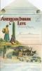 American Indian Life - Souvenir Folder - 20 Views - Indiens De L'Amerique Du Nord