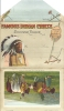 Famous Indian Chiefs - Souvenir Folder - 20 Views - Indiens De L'Amerique Du Nord