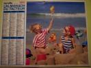 L Almanach Du Facteur 1991 - Jeux De Plages Enfant Jardin - MOSELLE  N°57 - Eyrelle - LA POSTE - Formato Piccolo : 1991-00